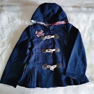 Ivy House Girls' hooded jacket